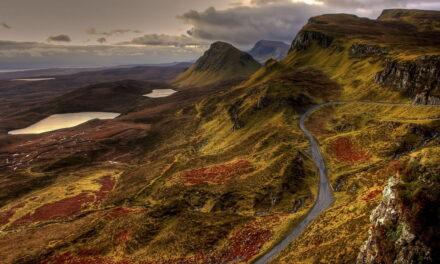 Strade di montagna e panoramiche più belle d'Europa